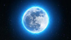 lune bleue