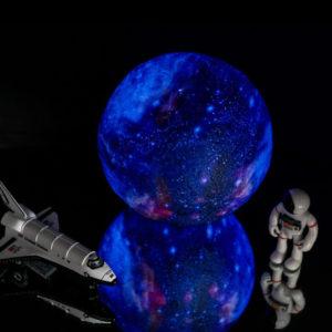 lampe galaxie chambre nasa